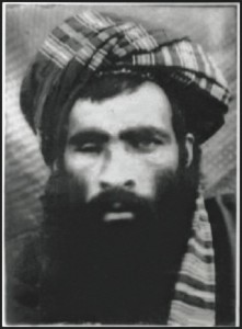 AFGHANISTAN. In the Kandahar area, between approximately 1996-1998. The Supreme leader of the Taliban.